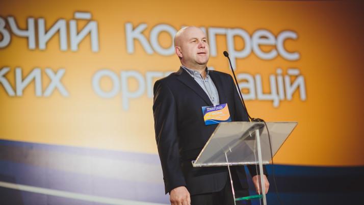 Микола Стрепоченко: наступний Конгрес проведемо в українському Донецьку!