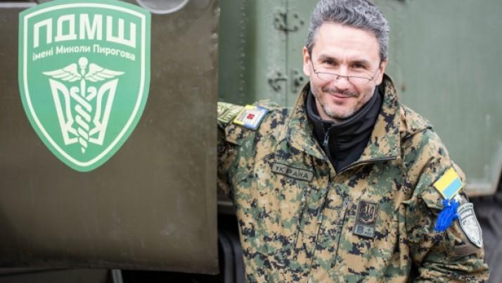 В Івано-Франківську презентували Перший добровольчий мобільний шпиталь