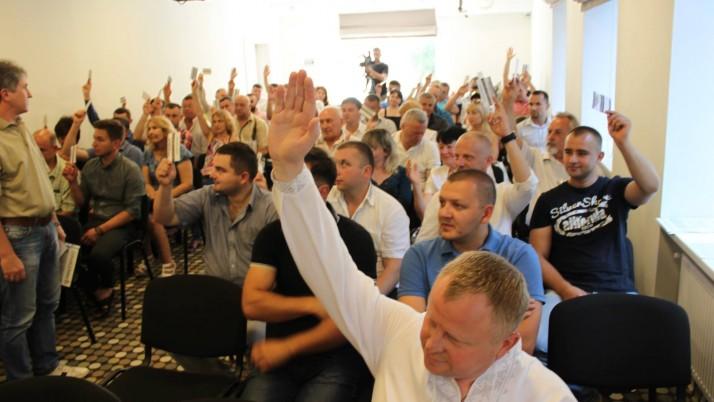 Представники Руху Наливайченка поділилися з волинянами своїм баченням подальшого розвитку країни (відео)