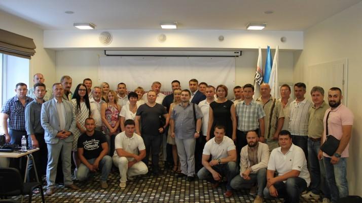 Анатолій Сидорук очолить обласну організацію Руху Наливайченка на Рівненщині