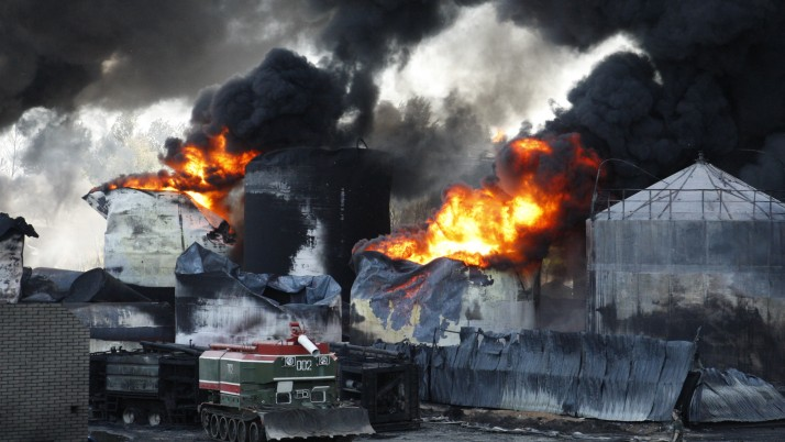 Трагедія на «БРСМ-Нафті»: рік потому