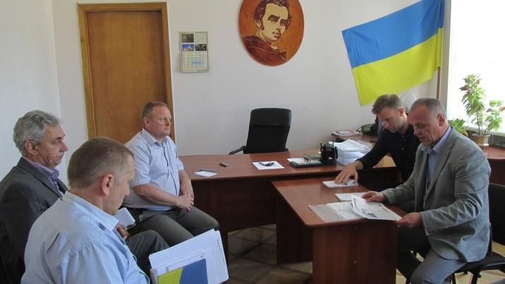 Активісти Руху «Справедливість» у Бережанах налагоджують співпрацю з ОБСЄ