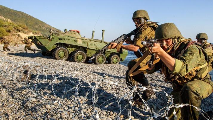 «Дії Росії скидаються на сплановану системну експансію», — М. Лубківський