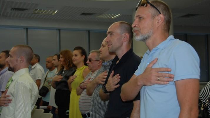 Рух Наливайченка «Справедливість» на Харківщині очолив ІТ-фахівець Олександр Савкін