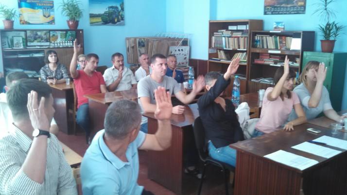 Рівненська «Справедливість» відтепер офіційно представлена у Млинівському районі