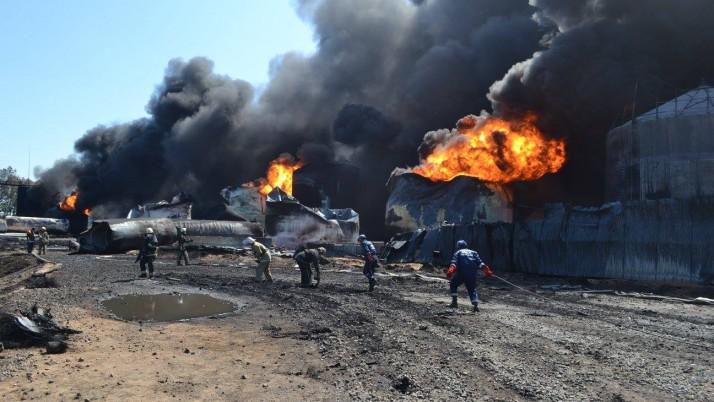 Пожежа на «БРСМ-Нафті» під Києвом: хто прикриває приватну компанію?