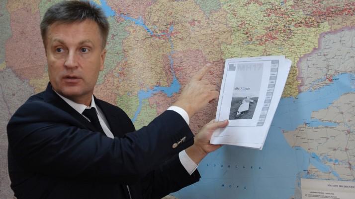 Терористи мали збити не МН-17, а російський «Аерофлот», аби розпочати повномасштабну війну в Україні, — В. Наливайченко