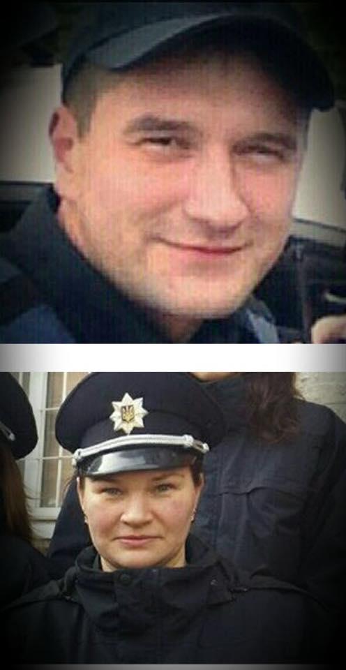 У Дніпрі попрощалися із загиблими поліцейськими