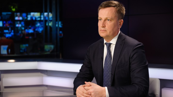 Я пішов з влади через блокування моєї боротьби з корупцією на найвищому рівні, —  В. Наливайченко