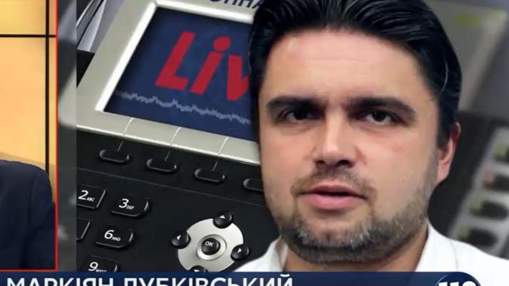 Маркіян Лубківський озвучив версію вбивства Жиліна
