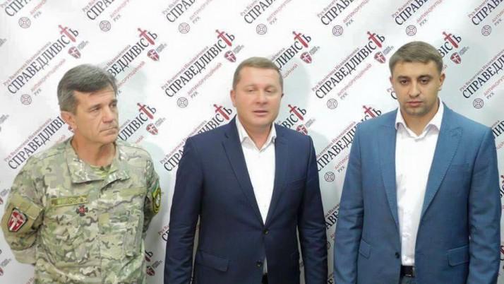 Рух «Справедливість» на Черкащині очолив Олег Котляр