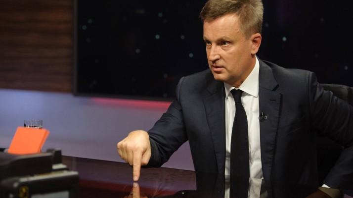 Наливайченко: замість того, щоб похорон Мотороли транслювати, треба було про його злочини розповісти