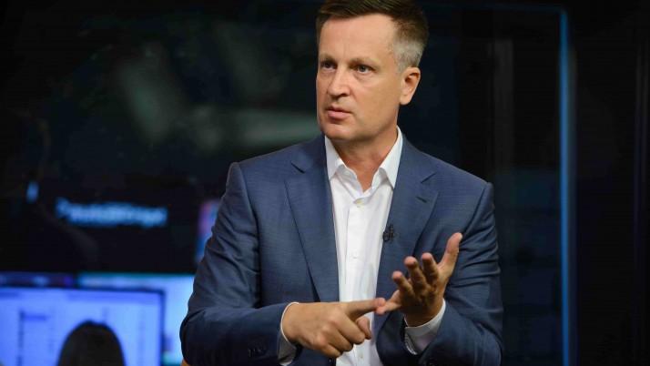 Наливайченко готує заяву і правові кроки з приводу т.зв. записів Онищенка