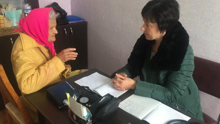 Медики ПДМШ надали допомогу 9000-му пацієнту на сході країни