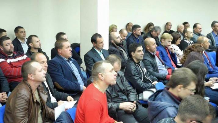 «Справедливість» на Черкащині контролюватиме ремонт доріг в області та реформування правоохоронних органів