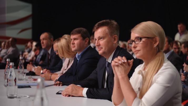 «Справедливість» відстоюватиме права селян і боротиметься проти рейдерства та податкового тиску – Наливайченко