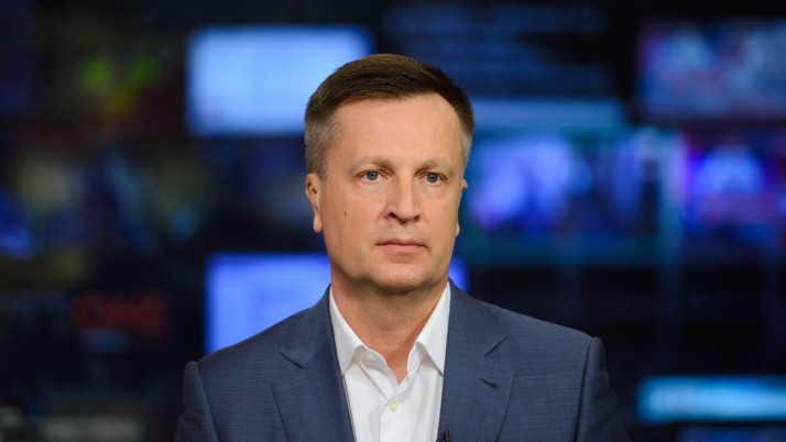 Офшори, рахунки і вілли: Наливайченко назвав трьох топових корупціонерів