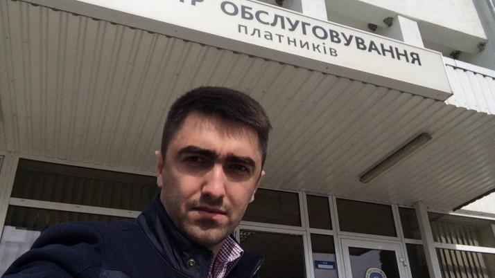 Назар Романюк: хтось має відповісти за мільйонні борги по оренді землі під луцьким авторинком