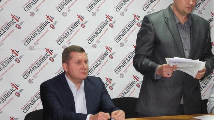 Рух В. Наливайченка «Справедливість» визначився з кандидатами на вибори до Тальнівської міськради