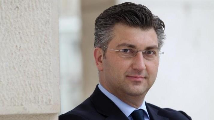 Новообраний прем'єр-міністр Хорватії їде до України