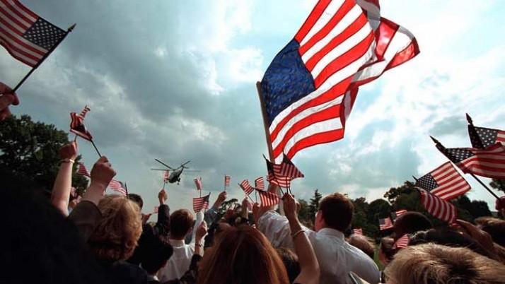 Американська демократія продемонструє, передусім, нам українцям, як президент, ще до недавнього бізнесмен, не стане президентом-олігархом, В.Наливайченко