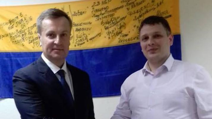 Валентин Наливайченко розповів, як його Рух бачить вирішення проблем ОТГ на Львівщині