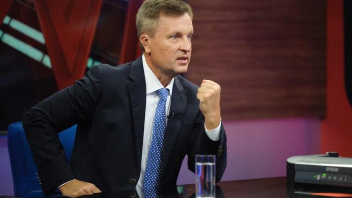 Наливайченко: Я б ніколи не вів переговорів із Захарченком та Плотницьким