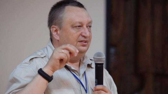 Чай по-генеральськи: Віктор Ягун в гостях  у Романа Чайки (відео)