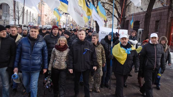 Команда Наливайченка подякувала українцям за підтримку