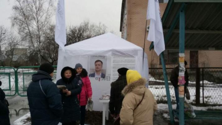 Команда Руху «Справедливість» впевнено крокує до перемоги на виборах у Тальному