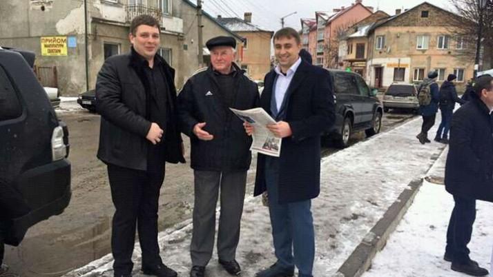 """Рух """"Справедливість"""" на Львівщині йде на вибори"""