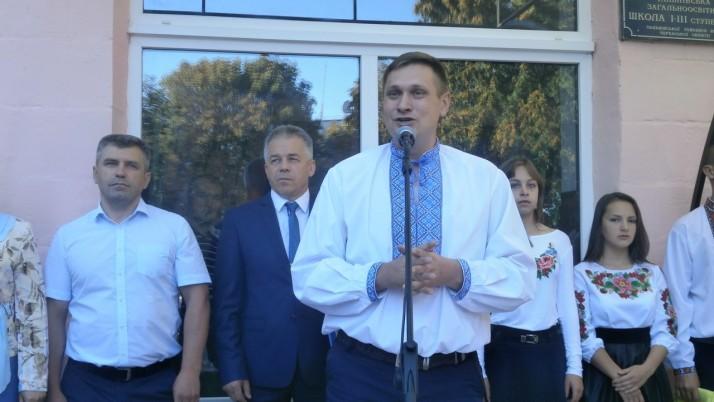 Команда Руху «Справедливість» —  це команда справедливих людей, здатних змінити Тальне і подбати про жителів Тальнівщини, — Тарас Солошенко