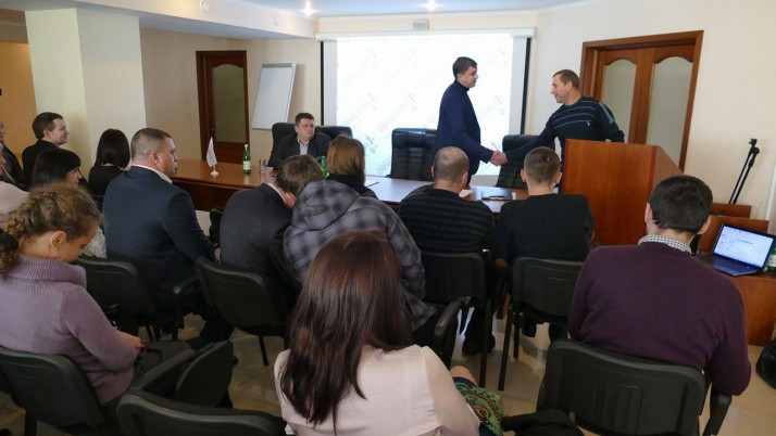 На Івано-Франківщині три антикорупційні об'єднання підписали Меморандум про співпрацю (документ)