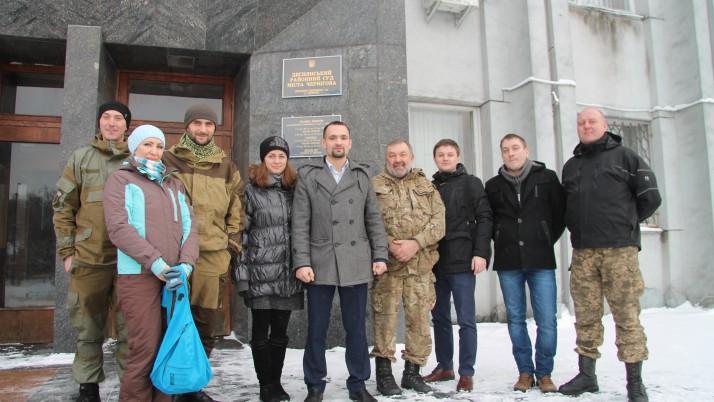 Суд встановив: доброволець захищав Україну