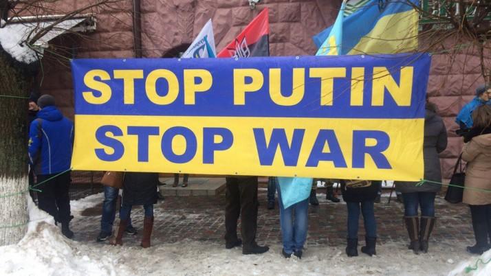Увесь світ повинен сказати Путіну «СТОП»! – воїн АТО Сергій Синько