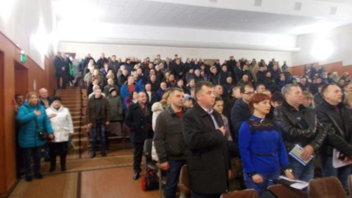 Депутати Руху «Справедливість» увійшли до робочої групи «За добробут Тальнівщини»