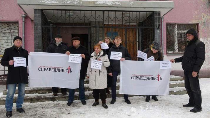 Боротьба «Справедливості» з корупцією чиновників триває