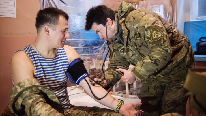 Медики ПДМШ — справжня українська медицина! — Наливайченко
