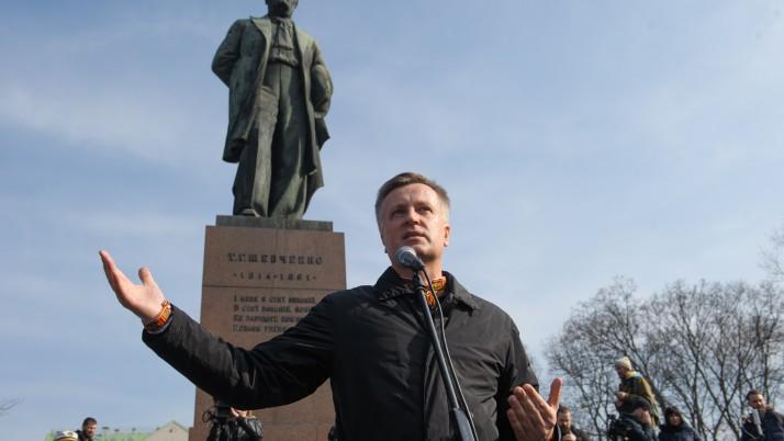 Наливайченко: код демократії — це чесність та справедливість. Із собою, з людьми, з нащадками [фото, відео]