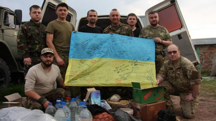 Волонтери Руху «Справедливість» – це золотий запас патріотів України