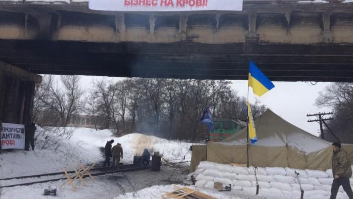 Кожен силовий крок щодо добровольців та зволікання із встановленням офіційного режиму блокади окупованих територій — злочин проти України! — заява Руху Наливайченка «Справедливість»
