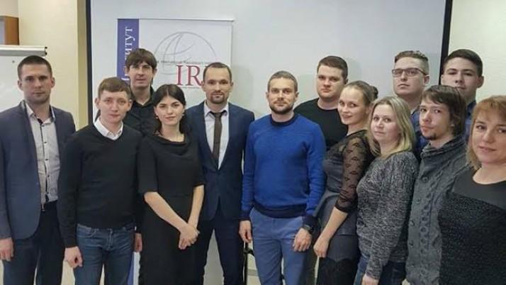 Рух «Справедливість» спільно з міжнародними партнерами провели в Дніпрі «Школу молодого політика»