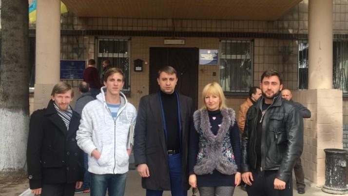 Активіста Руху «Справедливість» на Чернігівщині побили невідомі (відео)