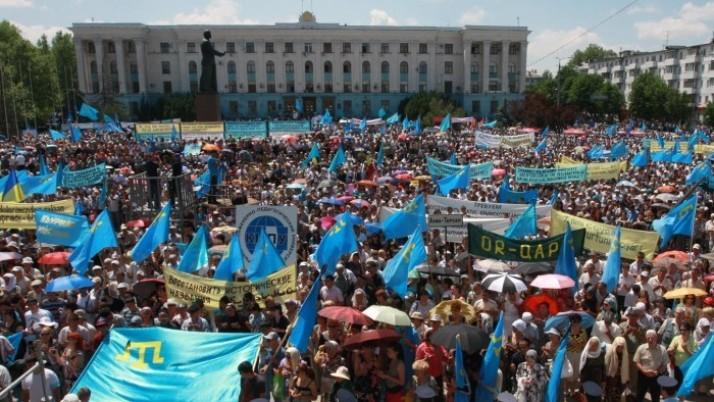 Наливайченко: український суд має прийняти рішення щодо злочину проти кримських татар — геноциду і депортації 1944 року