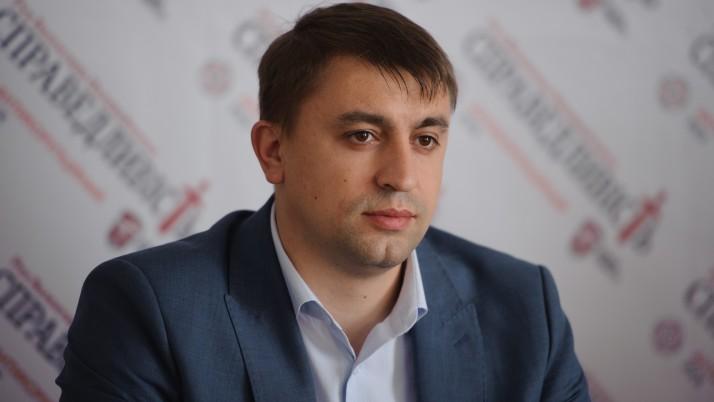 Майданівець Руслан Колєсніков закликав молодь брати на себе відповідальність та йти в політику