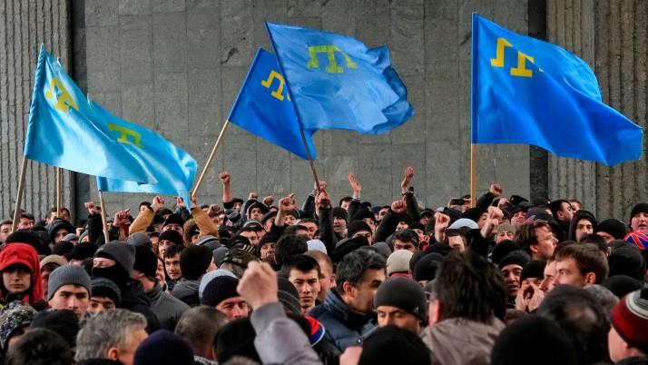 Наливайченко виступає за визнання кримських татар корінним народом України і пропонує низку заходів