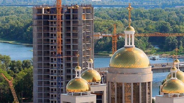 Наливайченко закликав зупинити будівництво біля Патріаршого собору УГКЦ в Києві