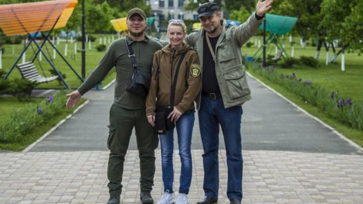 Порядок у черзі до невропатолога ПДМШ в Рубіжному підтримувала поліція