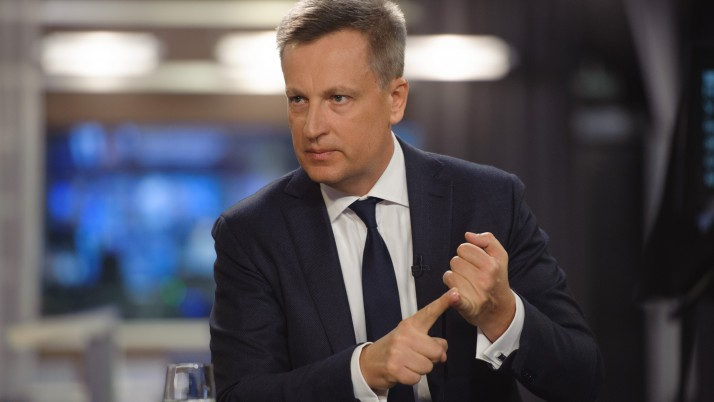 Лідер руху «Справедливість» Валентин Наливайченко — у президентському рейтингу