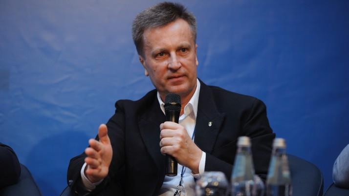 Наливайченко закликав російську опозицію тиснути на режим Путіна для звільнення українських заручників і політв'язнів